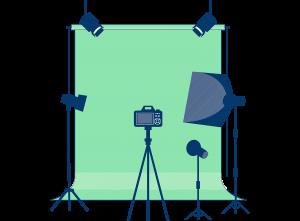 Kundenmagazin: Fotostudio